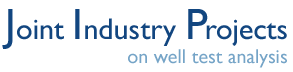 Joint Industry Project on well test analysis